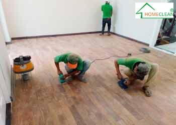 bảng giá dịch vụ đánh bóng sàn gỗ tự nhiên gỗ công nghiệp