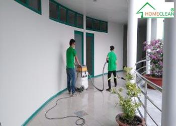 bảng giá dịch vụ tổng vệ sinh nhà ở sau xây dựng