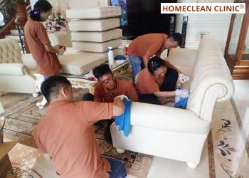 dịch vụ sửa chữa ghế da sofa homeclean