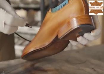 Bảng giá sửa chữa, nhuộm, sơn giày da nam nữ-leathercarepro