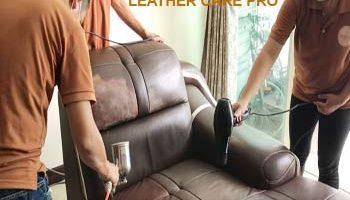 Quy trình phục hồi ghế Sofa da cao cấp tại tphcm