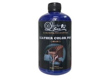 Màu sơn chuyên dụng dành cho túi xách da - Leather Color Pro (Blue)_Leather Color Pro_Blue_350x250
