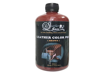Màu sơn dành cho túi xách da - Leather Color Pro (Brown)_Leather Care Pro_Brown_350x250