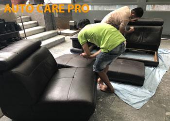 Bọc ghế Sofa giả da