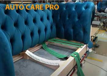Bọc ghế Sofa vải bố, vải nỉ, vải nhung