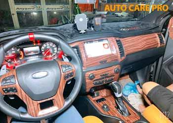 Bọc vô lăng da xe ô tô (xe hơi)
