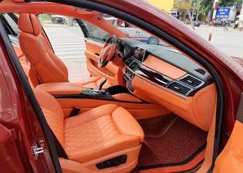 Đổi màu nội thất nhựa, nội thất da xe ô tô (xe hơi)