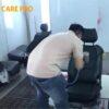 Phòng sơn ghế da xe ô tô