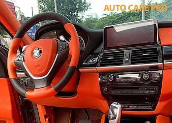 Phục hồi màu nội thất da, ghế da xe ô tô (xe hơi)