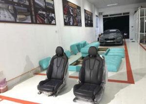 đổi màu nội thất da ô tô, ghế da ô tô