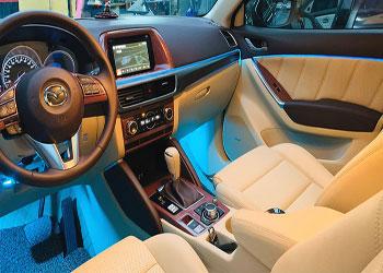 phục hồi da nội thất ô tô, đổi màu da nội thất ô tô