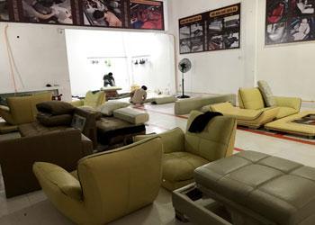 phục hồi ghế da Sofa tại tphcm